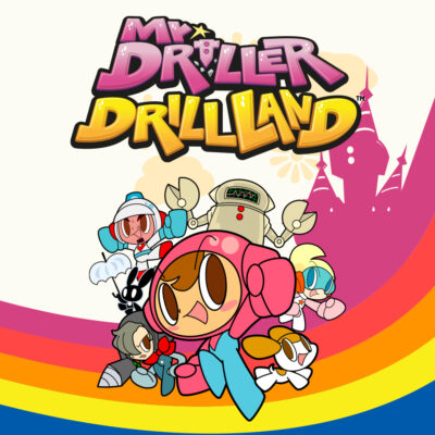 Mr. Driller: DrillLand